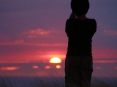 sunset_boy