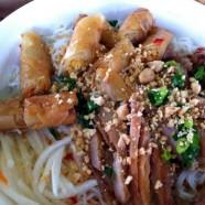 ダウンタウンのベトナムレストラン