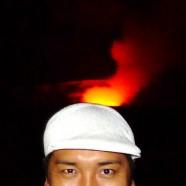 BIG-JINが噴火!?(2011.11.24 ハワイ島・溶岩リポート)