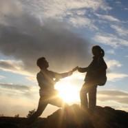 溶岩の上でプロポーズ!?(2011.12.28 ハワイ島ツアー:キラウエア・アドベンチャー)