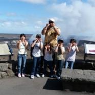 お子様と一緒にハワイ島満喫!(BIG-JINチャーター)2012.4.28 宗田様