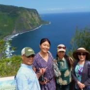 ハワイ島パワースポットを巡る癒しの1日(BIG-JINチャーター)2012.5.12
