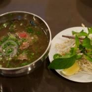 ハワイ島ヒロで食べるベトナム麺