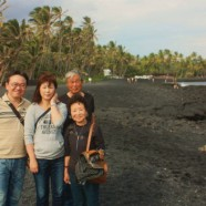【お客様の声】ハワイ島とJINさんをこよなく愛する4人組 ご一行さま