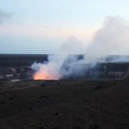 ハワイ島火山・溶岩リポート 2013.2.23