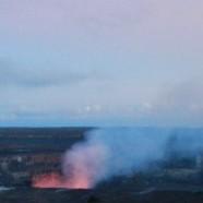 ハワイ島火山・溶岩リポート 2013.7.27