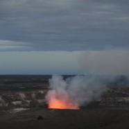 ハワイ島火山・溶岩リポート 2013.7.22