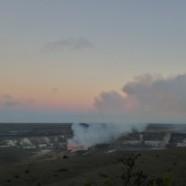 ハワイ島火山・溶岩リポート 2013.8.31