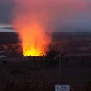 ハワイ島火山・溶岩リポート 2月12日