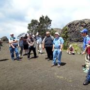 ハワイ火山国立公園の公認ガイド研修に参加してきました!