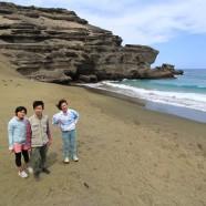 ハワイ島ツアー『BIG-JINチャーター: ハワイアンの聖地ワイピオ渓谷とハワイ島の大自然満喫ツアー』5月2日&4日