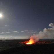 ハワイ島火山・溶岩リポート 5月16日