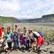 ハワイ島ツアーリポート『ザ・朝火山ツアー』6月17日