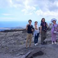 ハワイ島観光ツアー『ザ・朝火山ツアー』リポート 9月22日