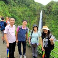 2014.8.9 癒しのハワイ島大自然巡りツアーにご参加の岩田様より