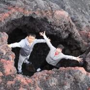 ハワイ島観光ツアー『キラウエア・アドベンチャー』リポート 10月23日