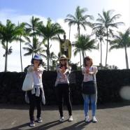 ハワイ島観光ツアー『キラウエア・アドベンチャー』リポート 11月22日