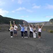 ハワイ島観光ツアー『ザ・朝火山ツアー』リポート 11月18日