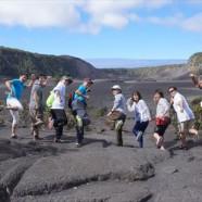 ハワイ島観光ツアー『ザ・朝火山ツアー』リポート 12月11日