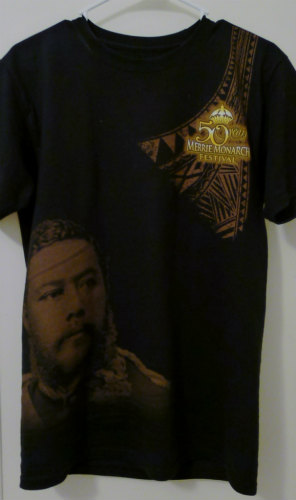 ハワイ島ヒロメリーモナークTシャツ・スタッフ日誌(ハワイ島マイカイ・オハナ・ツアー)