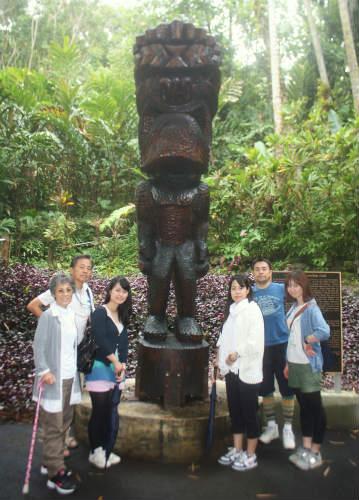 ハワイ島ツアー・お客様の声・癒しのハワイ島大自然巡りツアー(ハワイ島マイカイ・オハナ・ツアー)