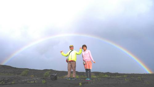 【お客様の声】キラウエア・アドベンチャー2(ハワイ島マイカイ・オハナ・ツアー)