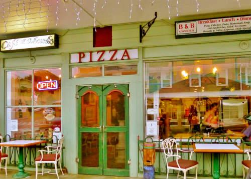 ハワイ島ホノカアで本格イタリアン・ピザ(ハワイ島マイカイ・オハナ・ツアー)