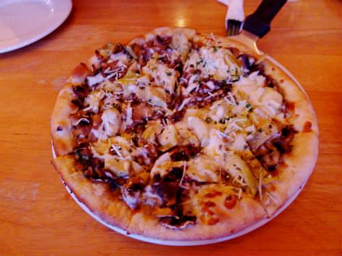 ハワイ島ホノカアで本格イタリアン・ピザ3(ハワイ島マイカイ・オハナ・ツアー)