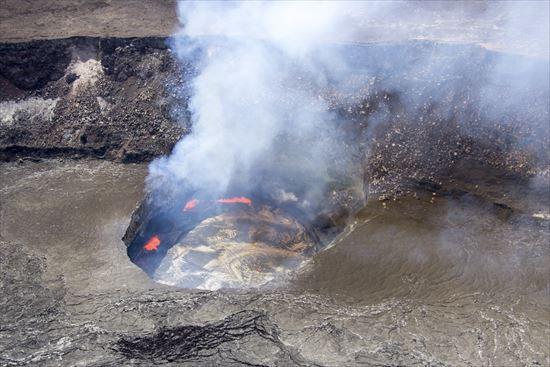 ハワイ島火山・溶岩リポート 6月20日(ハワイ島マイカイオハナツアー)