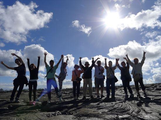 ハワイ島ツアー『キラウエア・アドベンチャー』リポート 6月24日(ハワイ島マイカイオハナツアー)