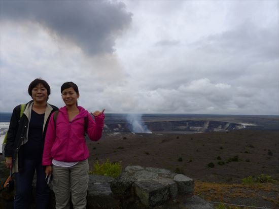 ハワイ島ツアー『ザ・朝火山ツアー』リポート 7月20日