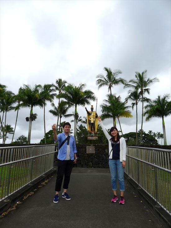 ハワイ島ツアー『キラウエア・アドベンチャー』リポート 7月22日(ハワイ島マイカイオハナツアー)
