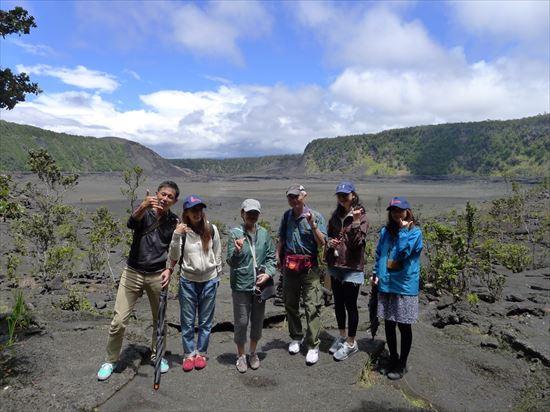 ハワイ島ツアー『ザ・朝火山ツアー』リポート 7月16日