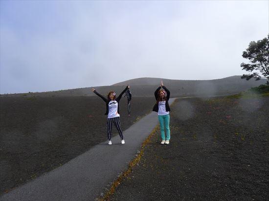 ハワイ島ツアー『ザ・朝火山ツアー』リポート 7月17日
