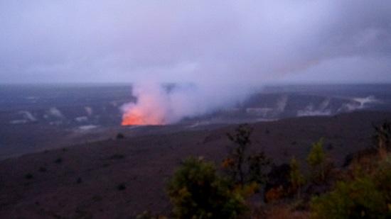 ハワイ島火山・溶岩リポート 9月2日(ハワイ島マイカイオハナツアー)