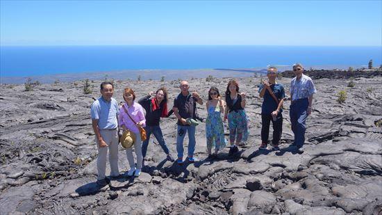 お客様からいただいたメッセージ9月5日~17日(ハワイ島マイカイオハナツアー)