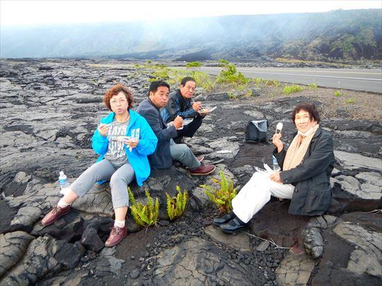 ハワイ島観光ツアー『キラウエア・アドベンチャー』リポート 12月4日(ハワイ島マイカイオハナツアー)007