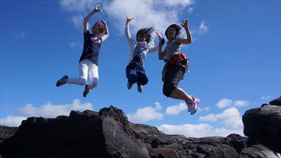 ハワイ島観光ツアー『モーニング・キラウエア』リポート 12月11日(ハワイ島マイカイオハナツアー)007