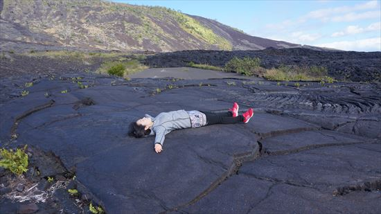 ハワイ島観光ツアー『ザ・朝火山ツアー』リポート 12月15日(ハワイ島マイカイオハナツアー)009