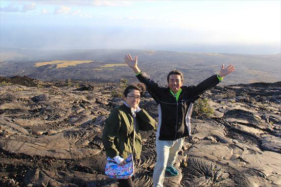 ハワイ島観光ツアー『キラウエア・アドベンチャー』リポート 12月15日(ハワイ島マイカイオハナツアー)004