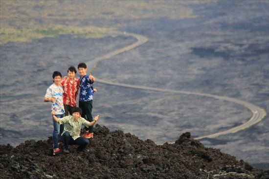 ハワイ島観光ツアー『キラウエア・アドベンチャー』リポート 12月5日(ハワイ島マイカイオハナツアー)005