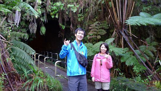 ハワイ島観光ツアー『ザ・朝火山ツアー』リポート 12月22日(ハワイ島マイカイオハナツアー)003