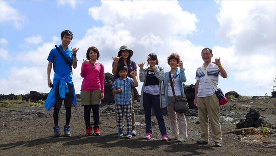 ハワイ島観光ツアー『ザ・朝火山ツアー』リポート 12月22日(ハワイ島マイカイオハナツアー)007