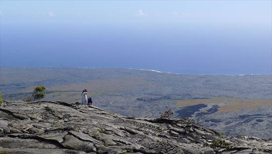 ハワイ島観光ツアー『ザ・朝火山ツアー』リポート 12月22日(ハワイ島マイカイオハナツアー)010