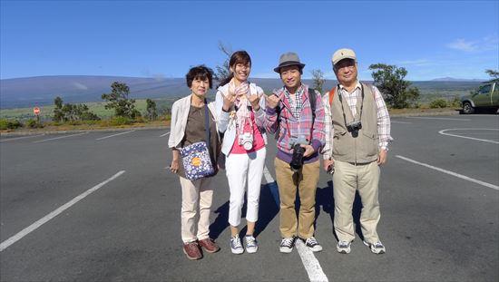 ハワイ島観光ツアー『ザ・朝火山ツアー』リポート 12月13日(ハワイ島マイカイオハナツアー)001