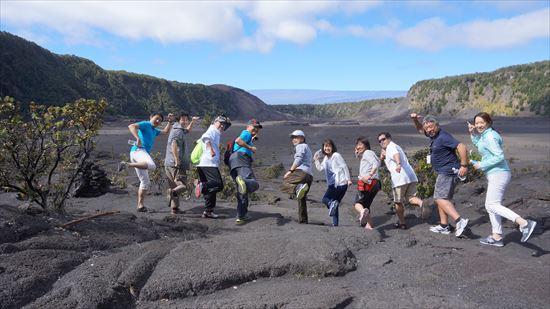 ハワイ島観光ツアー『モーニング・キラウエア』リポート 12月11日(ハワイ島マイカイオハナツアー)004