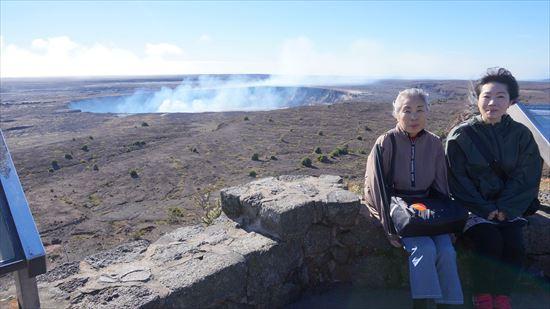 ハワイ島観光ツアー『ザ・朝火山ツアー』リポート 12月15日(ハワイ島マイカイオハナツアー)001