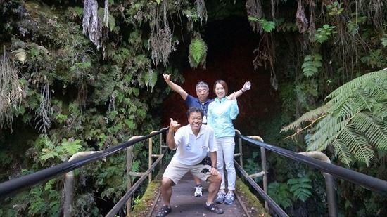 ハワイ島観光ツアー『モーニング・キラウエア』リポート 12月11日(ハワイ島マイカイオハナツアー)003