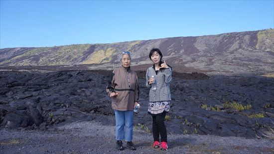 ハワイ島観光ツアー『ザ・朝火山ツアー』リポート 12月15日(ハワイ島マイカイオハナツアー)010