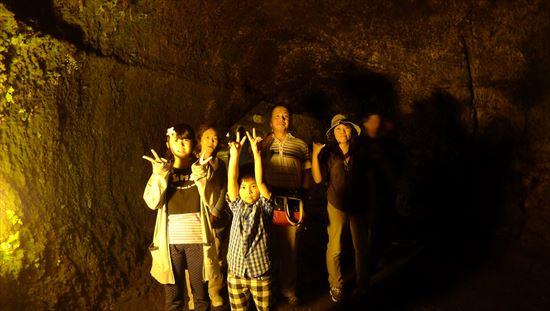 ハワイ島観光ツアー『ザ・朝火山ツアー』リポート 12月22日(ハワイ島マイカイオハナツアー)004